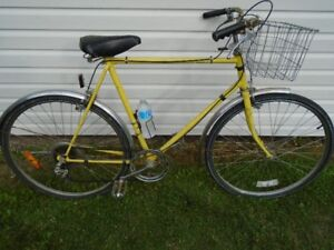 """6 SPEED - """"TOWN & COUNTRY"""" BIKE"""