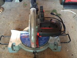 King Canada miter saw.
