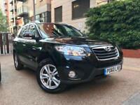 Hyundai Santa Fe 2.2 Premium CRDi 2010, 7 SEATS, SATNAV, HEATED LEATHER, FSH