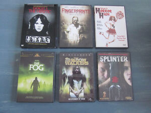 DVD's Assorted Genre's