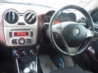 Alfa Romeo Mito VELOCE JTDM (ciliegia red) 2011