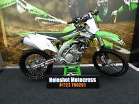 Kawasaki KXF 450 Motocross bike Very clean Example
