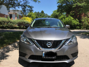 lease takeover-2017 Nissan Sentra SV-$280.56 incl. taxes