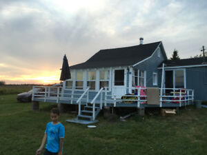 Waterfront Cottage-New Bruswick near PEI and Nova Scotia