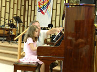 PIANO LESSONS ---Music School----