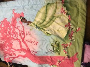 Princess Tiana comforter