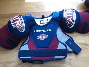 Épaulettes de hockey