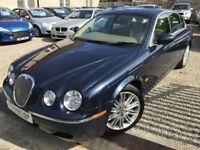 ✿57-Reg Jaguar S-TYPE 2.7D V6 auto SE, Diesel ✿FULLY LOADED SPEC✿