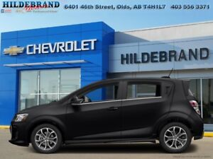 2017 Chevrolet Sonic LT  - Certified - Bluetooth - $109.38 B/W