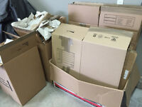 Moving Boxes and Tissue