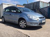 2007 Ford S-Max - 7 Seater - 2.0 TDCi LX 5dr - Cambelt Done