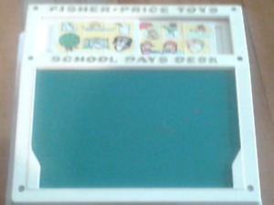 Vintage Fisher Price Chalboard