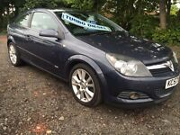 2007 VAUXHALL ASTRA cdti 1,9 DIESEL HALF LEATHER FULL YEARS MOT FULLY SERVICED LOW MILES HIGH SPEC