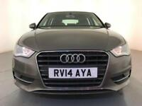 2014 AUDI A3 SE DIESEL £20 ROAD TAX PARKING SENSORS 1 OWNER SERVICE HISTORY