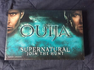 Brand New- Ouija Board - Supernatural Edition