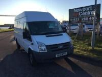 Ford Transit 2.4TDCi Duratorq ( 115PS ) 350EL HIGH ROOF LWB JUMBO