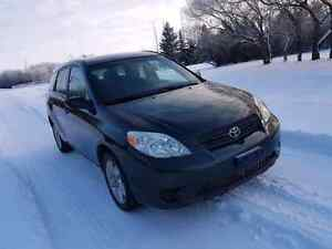 2006 Toyota Matrix XR Sports