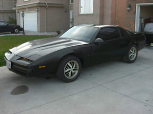 Wanted 1982-1992 firebird/trans am projects or parts cars