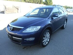 2008 Mazda CX-9 Auto Fully Loaded  7 Passenger SUV, Crossover