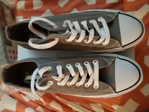 Grey Airwalk Legacee Shoes Size 8.5 Men's