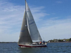 Kirby 30 Sailboat