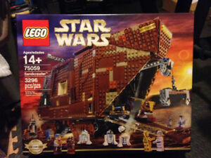 Lego Star Wars/ Super Heroes/ Ideas and Creator sets