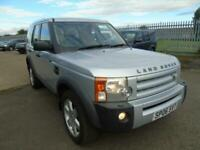 2006 Land Rover Discovery 3 2.7 Td V6 S 5dr ESTATE Diesel Manual
