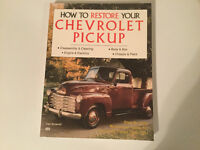How to Restore Your Chevrolet Pickup 1928-1991 Cameo C10 K20