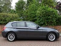 2014 BMW 116d 1.6TD 116 bhp EfficientDynamics s/s 5 Dr Sports Hatchback..£0 TAX