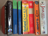 Computing books - good condition