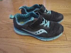 Saucony Running shoes size 1