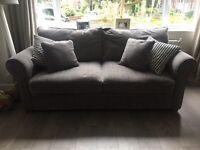 3 Seater Sofas - x2