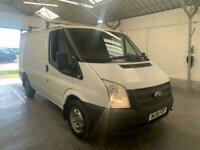 2014 Ford Transit 2.2 TDCi 260 Low Roof Panel Van S 5dr (EU5, SWB) Panel Van Die