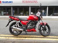New 2108 Model RKS 125 1599.00