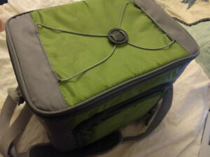 Green cooler, great condition
