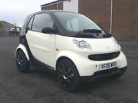 06 Smart Smart 0.7 ( 61bhp ) Fortwo Pure Only 22000 Miles!! full service history