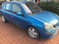 Renault Clio Privilege 1.4 16v 2001