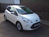 2013 (13) Ford Ka 1.2 Zetec (Start/Stop) 3 Door Hatchback Petrol Manual