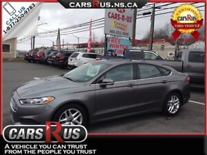 2013 Ford Fusion SE.....Includes 4 FREE winter tires!!