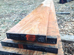 Live Edge Wood Boards- Rough Sawn Lumber