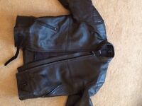 Ladies motorbike jacket 16