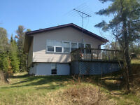 Cottage for Rent on Trout Lake in Kenora Ontario