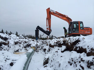 CERTIFIED SCREW PILE INSTALLER. CALL ROSS FOR A QUOTE Strathcona County Edmonton Area image 8