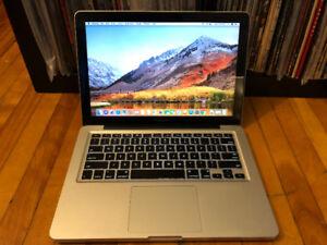 Apple MacBook Pro Mid 2010 C2D 2.66GHz 4GB 160GB SSD