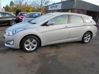 Hyundai i40 Active Blue Drive CRD Tourer. From £173.99 per month.