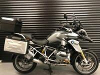 BMW R 1200 GS TE LOW Only 4338 Mile-Full Luggage-Sat/Nav + Gear Shift Assistant