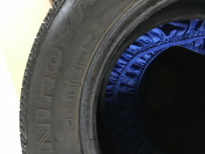 Four all season tires