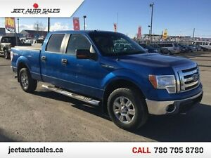 2009 Ford F-150 XLT 4x4 Super Crew Mint Condition !!