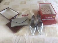 Renata shoes and bag