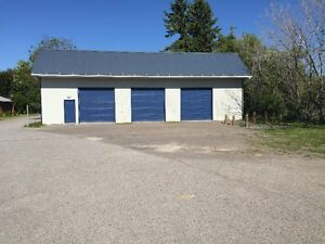 Industrial/ Commercial Space for Lease Kawartha Lakes Peterborough Area image 2